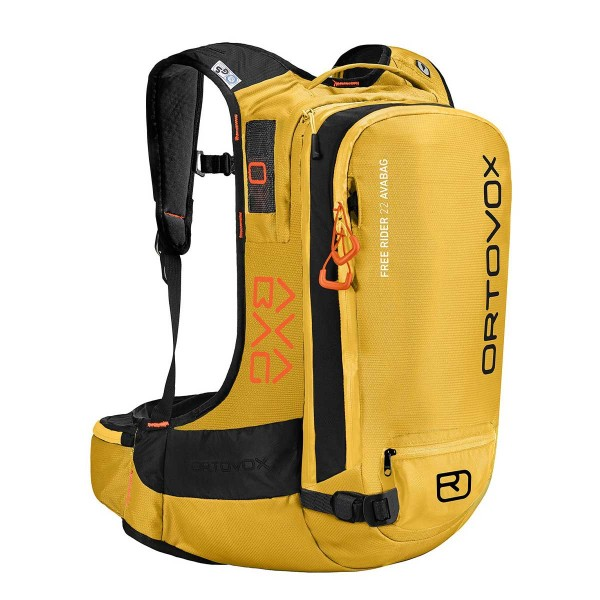 Ortovox Free Rider 22 Avabag Kit 22L yellowstone 20/21