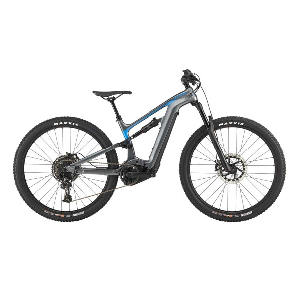 Cannondale Habit Neo 3 charcoal gray 2020