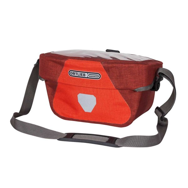 Ortlieb Lenkertasche Ultimate 6 Plus 5L red chili 2021