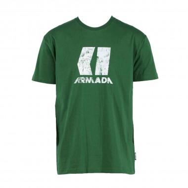 Armada Stack SS Tee green 14/15