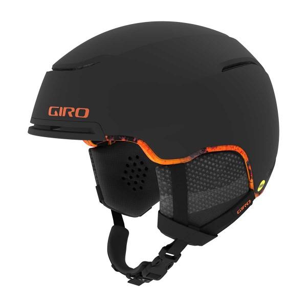 Giro Jackson Mips matte black lava 19/20