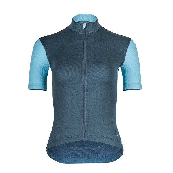 Isadore Signature Cycling Jersey wms orion blue/aqua 2021