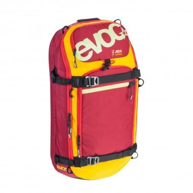 EVOC Zip-On ABS PRO Team 20L orange/ruby 14/15