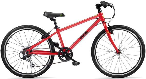 leichte kinderr der 24 zoll bike hilfeartikel follow. Black Bedroom Furniture Sets. Home Design Ideas