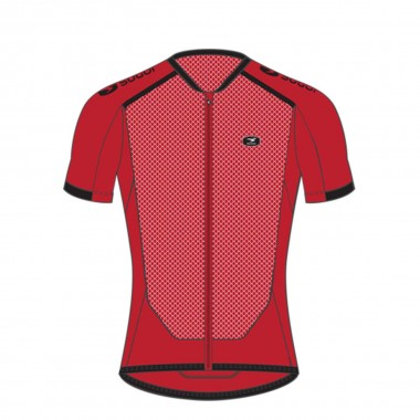 Sugoi Climber's Jersey chili red 2016