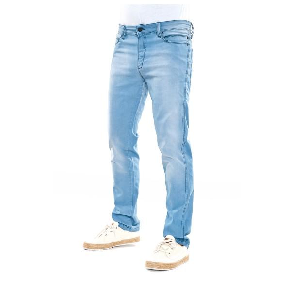 REELL Nova Jeans light blue flow