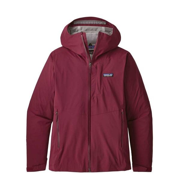 Patagonia Stretch Rainshadow Jacket wms arrow red 2019