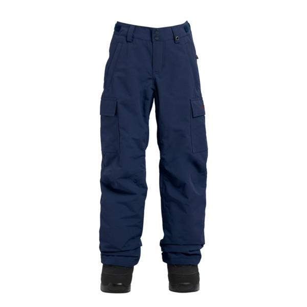 Burton Boys Exile Cargo Pants mood indigo 18/19