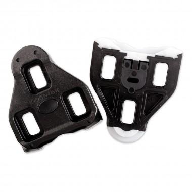 Look Delta Cleats/Schuhplatten schwarz