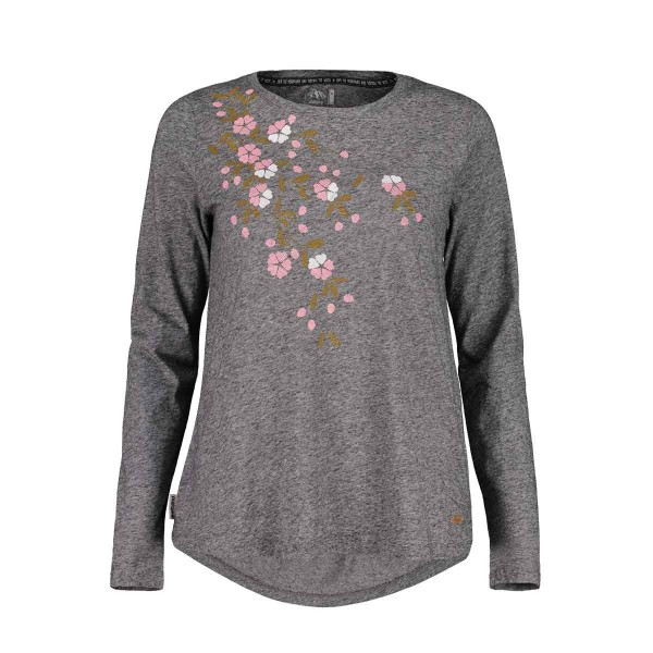 Maloja BarnabaM. Longsleeve Shirt wms moonless 18/19