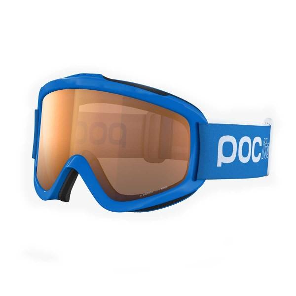 Poc POCito Iris boys fluorescent blue 20/21