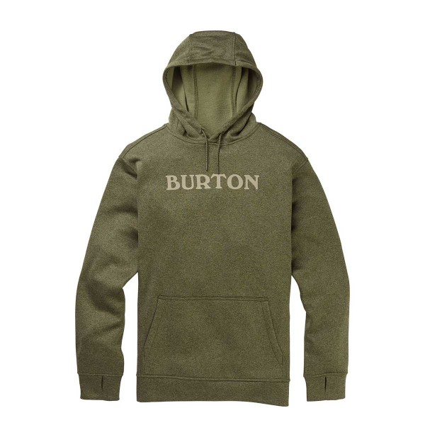 Burton Oak Pullover keef heather 19/20