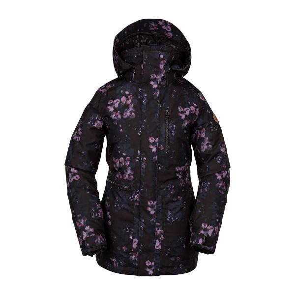 Volcom Shelter 3D Stretch Jacket wms black 19/20