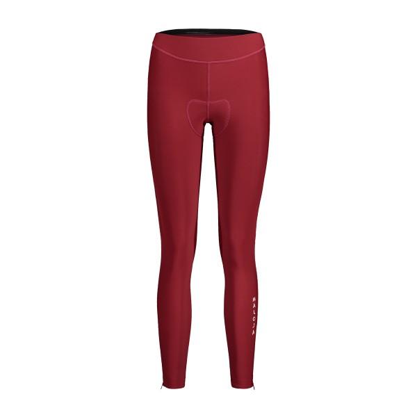 Maloja AlbrisM. 1/1 Chamois Pants wms red monk 20/21