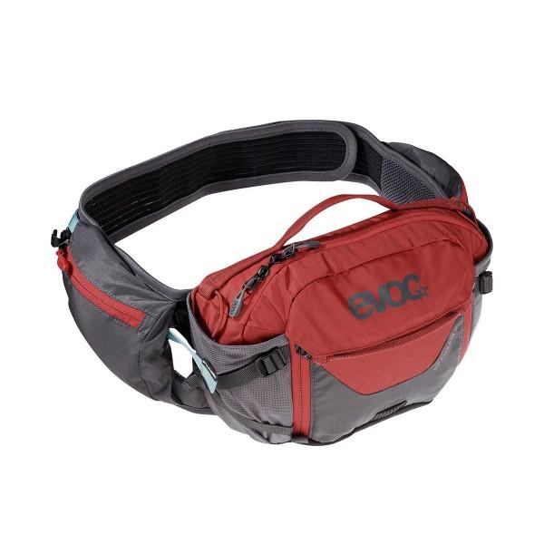 EVOC Hip Pack Pro 3L carbon grey / red 2021