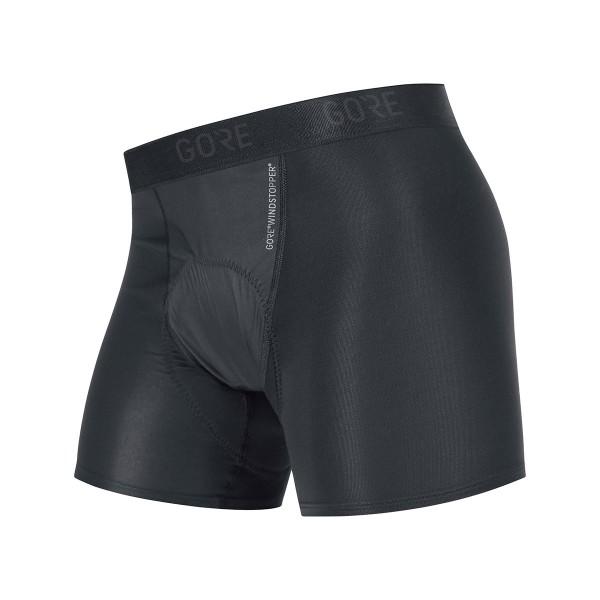 Gore Wear C3 Damen Gore Windstopper BL Shorty+ black 20/21