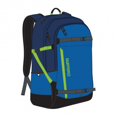 Burton Day Hiker 25L skydiver ripstop 15/16