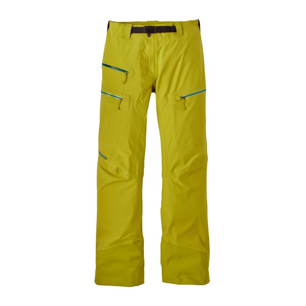 Patagonia Descensionist Pants wms fluid green
