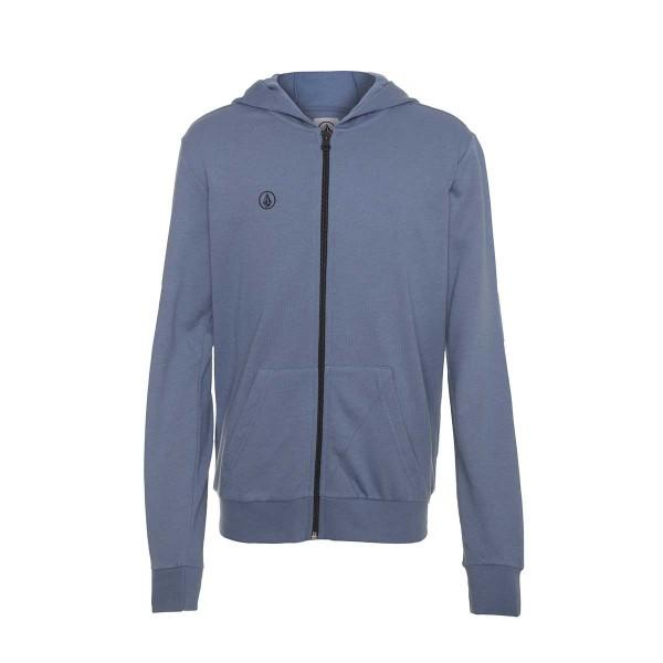 Volcom Icon Zip Fleece boys stormy blue 2014