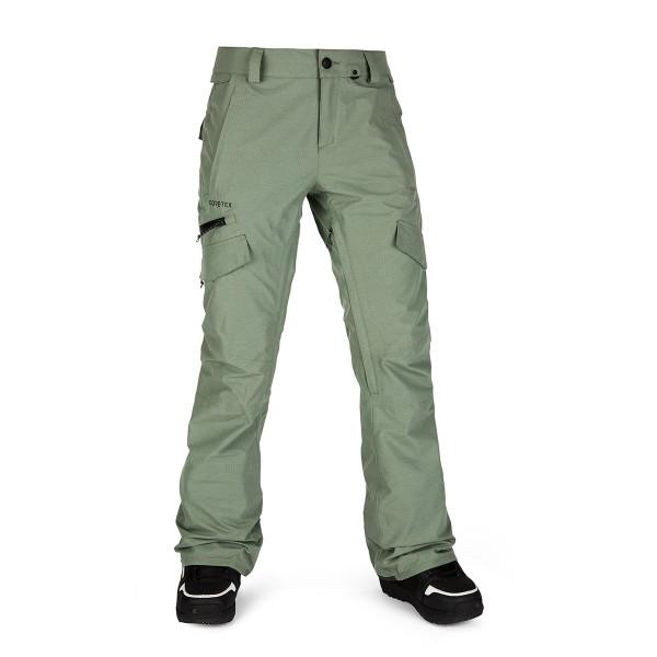 Volcom Aston Gore-Tex Pant wms dusty green 20/21