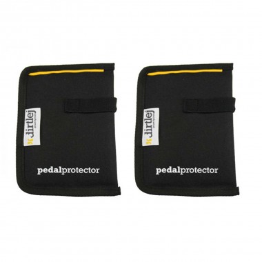 Dirtlej Pedal Protector Paar black