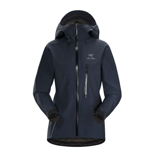 Arcteryx Alpha SL Jacket wms black saphire
