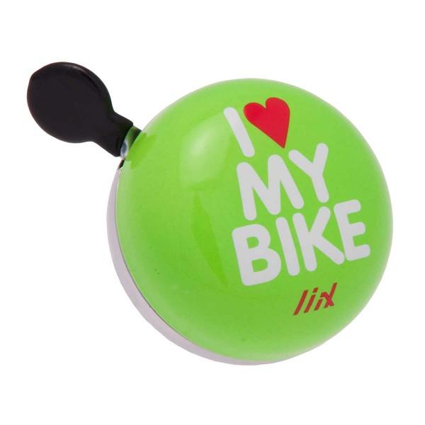 Liix Klingel Liix Mini DingDong I love My Bike