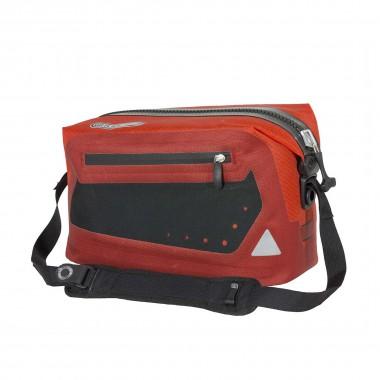 Ortlieb Trunk Bag inkl. Racktime Adapt.rot-sw
