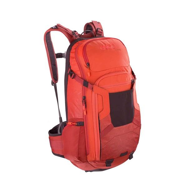 EVOC FR Trail 20L orange / red 2021