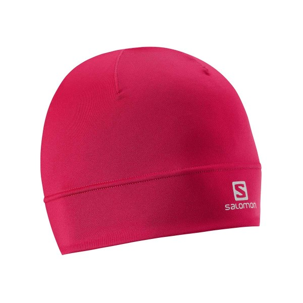 Salomon Active Beanie wms lotus pink
