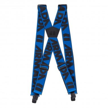 Armada Stage Suspenders blue 15/16