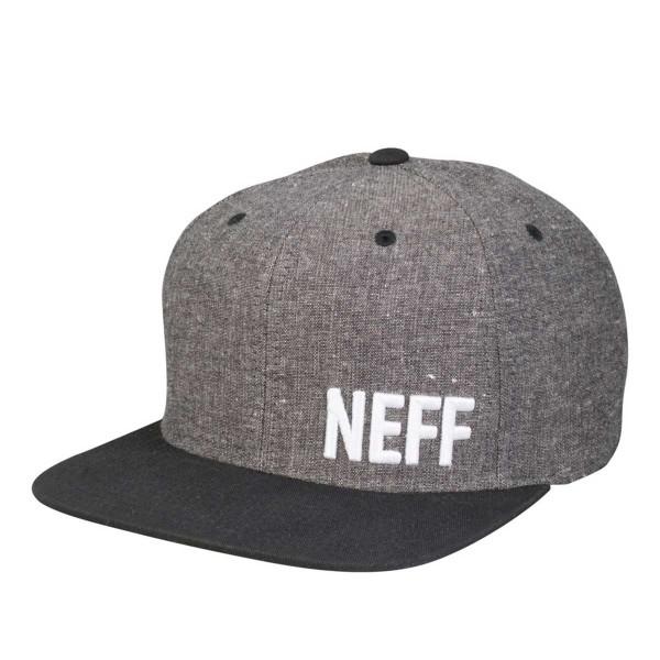 Neff Daily Fabric Cap black 2017