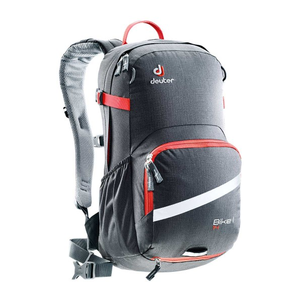 Deuter Bike I 14 graphite-papaya 2018