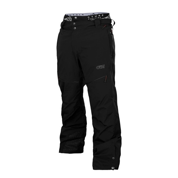 Picture Naikoon Pant full black 18/19