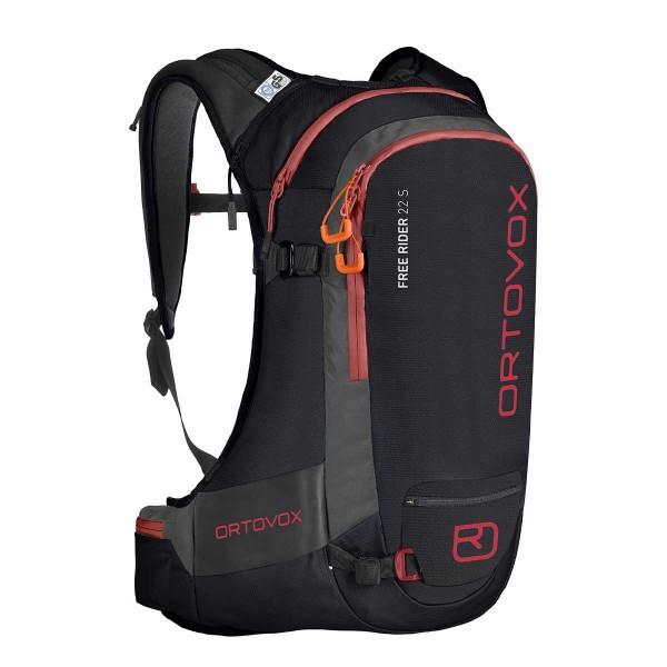 Ortovox Free Rider 22 S black raven 20/21