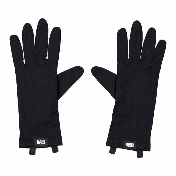 Mons Royale Volta Glove Liner black 20/21
