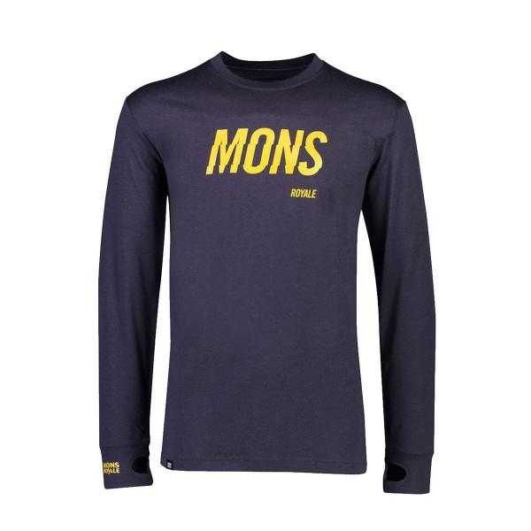 Mons Royale Yotei Tech LS Shirt 9 iron 19/20