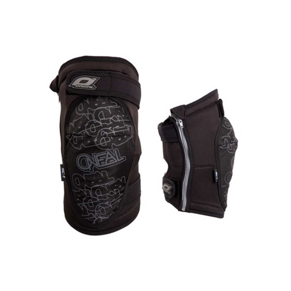 Oneal AMX Zipper Knee Guard black 2014