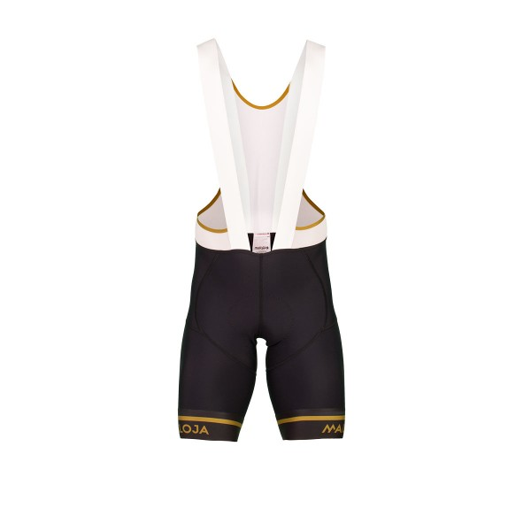 Maloja PushbikersM. 1/2 Bib Shorts moonless 2018
