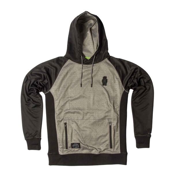 Saga Outerwear Academics Riding Pullover grey 16/17