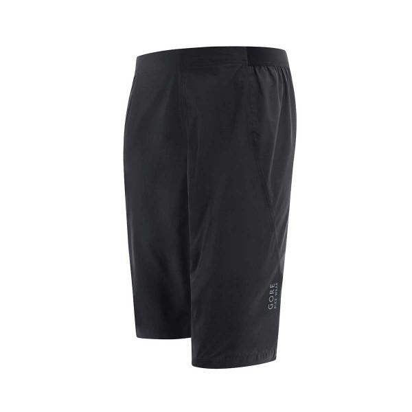 Gore Wear C7 Windstopper Rescue Shorts black 2019