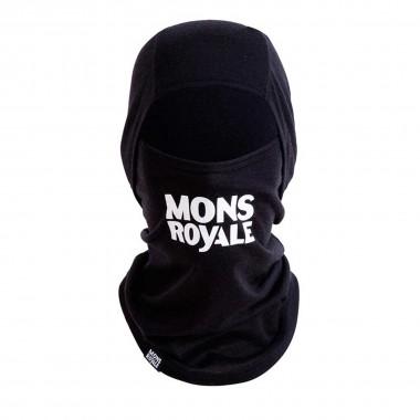 Mons Royale Santa Rosa Hinge Balaclava black 16/17