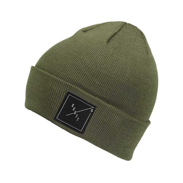 Scott MTN Beanie 20 moss green 19/20