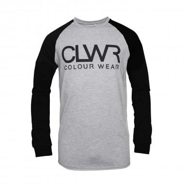 Colour Wear TTR Jersey grey melange 16/17