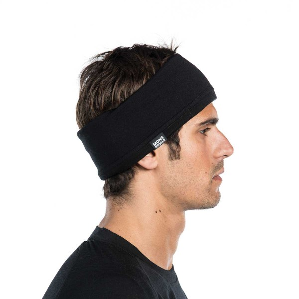 Mons Royale Headband black 14/15