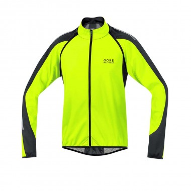 Gore Phantom 2.0 Soft Shell Jacke neon yellow / black 16/17