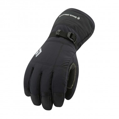 Black Diamond Soloist Glove black 14/15