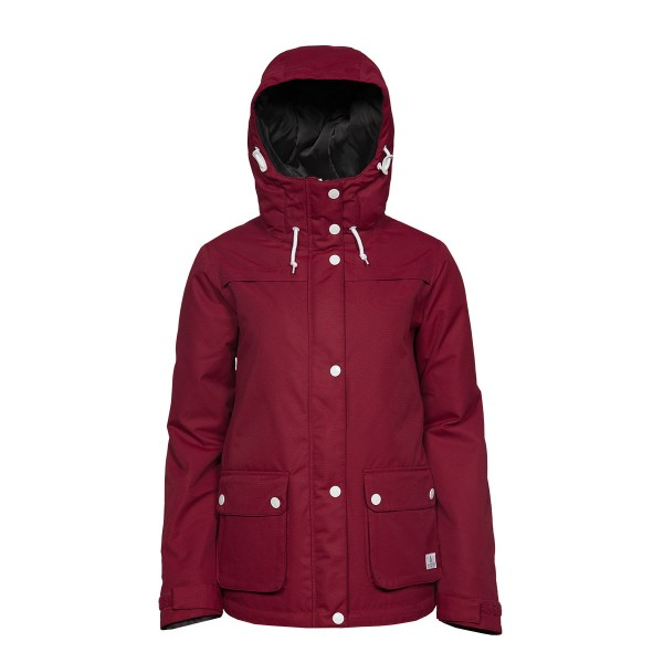 WearColour Ida Jacket wms burgundy 17/18