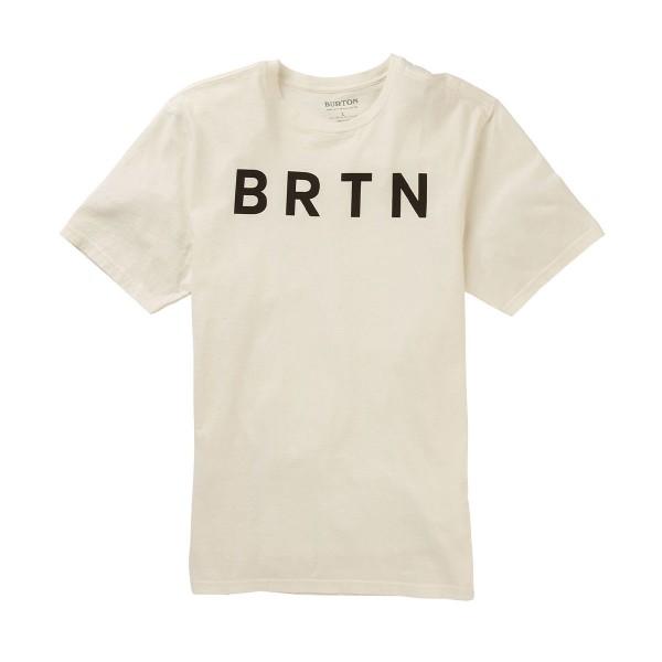 Burton BRTN SS Tee stout white 2020