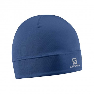 Salomon Active Beanie mid blue 15/16